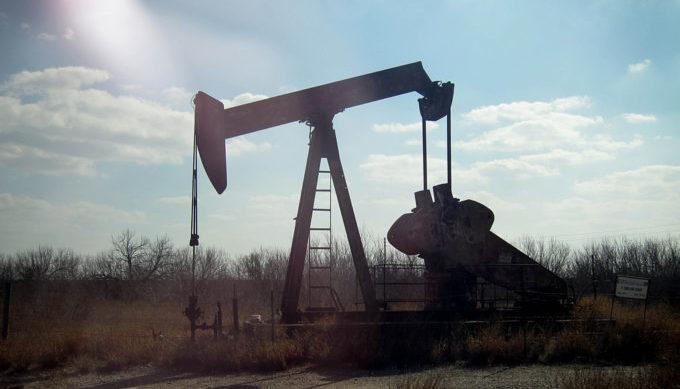 oil rig, Texas