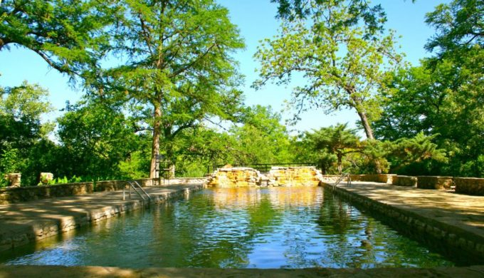Secrets to Beautiful Krause Springs in the Texas Hill Country