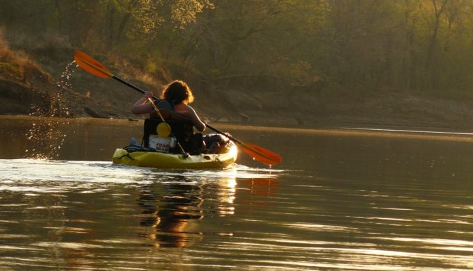 3 Texas Waterways Which Work Well for an Angler-Paddler