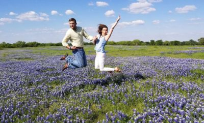 Texas Spring Road Trip: Chevy Tackles Ennis Bluebonnet Trails & Festival