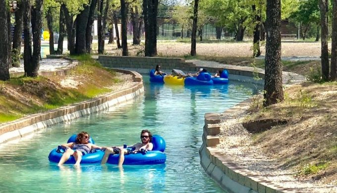 Texas Tubers Can Take Advantage of the World's Longest Lazy River