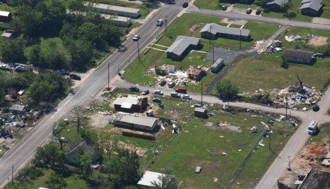 Tornado Hit Caddo Mounds: 2 Tornadoes Struck Alto, Texas, on Saturday