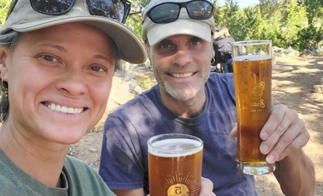 Skip Over to 5 Stones Artisan Brewery in New Braunfels