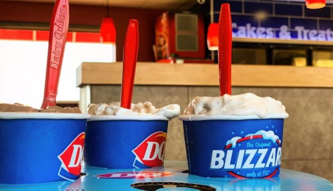 Dairy Queen Ends Decision Fatigue With Limited-Time Mini Blizzard Flights