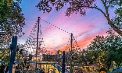Yanaguana Garden (Say That Three Times Fast!) is Magical Texas Fun