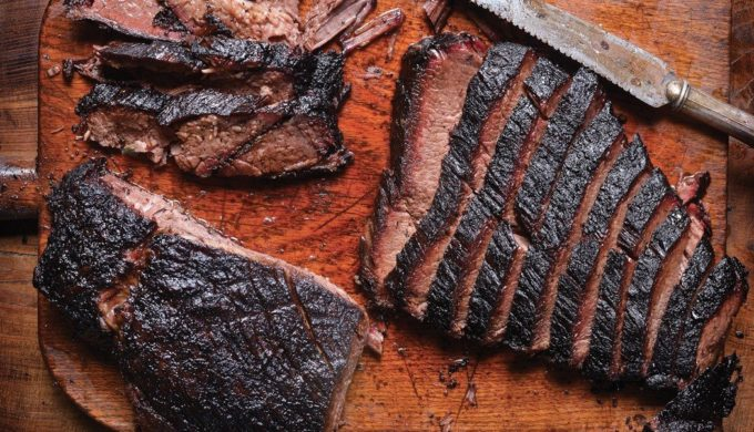 The Big Kahuna Brisket: 14 lbs. of Texas Hill Country-style Brisket
