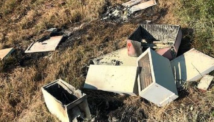 Reward Offered for Arsonist Who Set Dozens of Texas Beehives on Fire