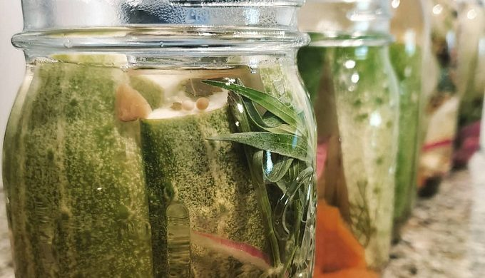Homemade Pickles So Easy to Make It's Practically a Sin!