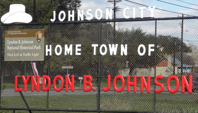 Things to do Johnson City Yexas