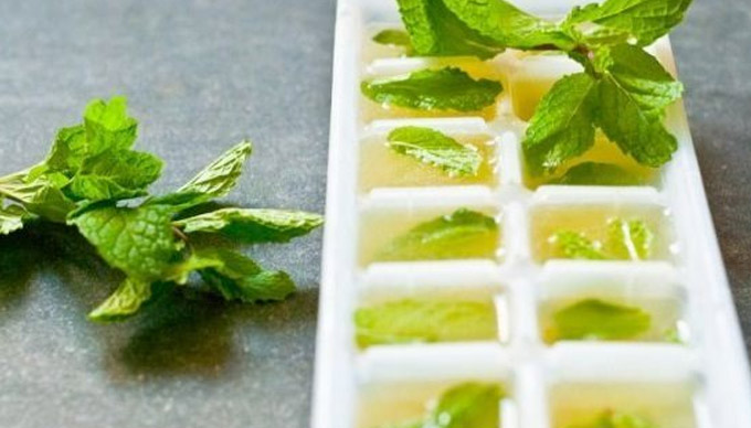 5 Ways to Spruce up Your Ice Cubes This Summer