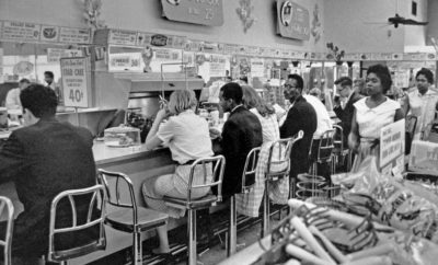 Texas had the First Major Southern City to Desegregate Lunch Counters