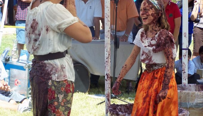 Great Places To Go Grape Stomping In The Texas Hill Country