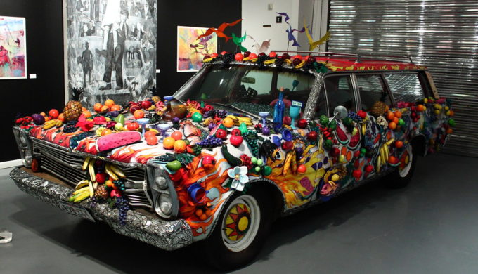 Houston's Art Car Museum is a Collection of Extraordinary Proportions