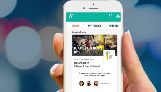 Hill Country-Based Dating App Lets Users Do Volunteer Work on Dates