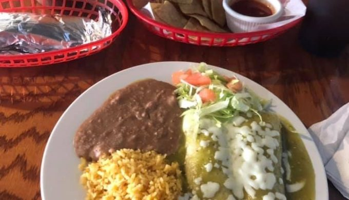 Drop Zone Cafe Has Great Tex-Mex and Deep Military Roots