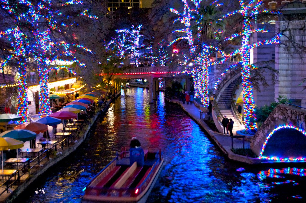 San Antonio Makes Natgeo List For Best Winter Escapes