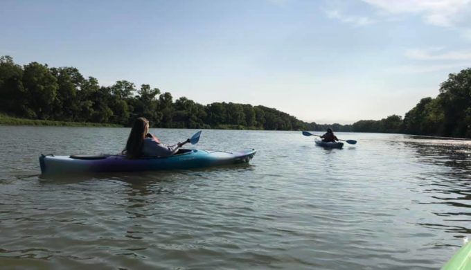 Kayaking From Confluence Park: An Unseen Side of San Antonio