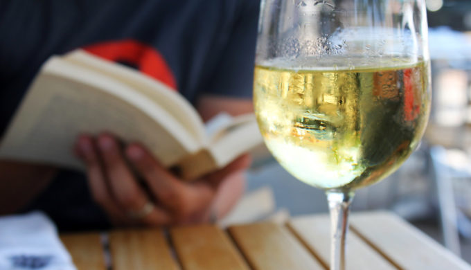 The Wild Detectives: You Can Sip Wine & Beer at this Bookstore Bar
