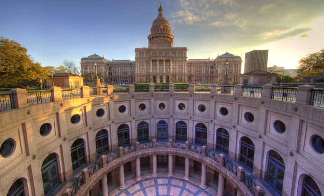 To See the Texas State Capitol Building is to See Amazing Texas Design and Architecture