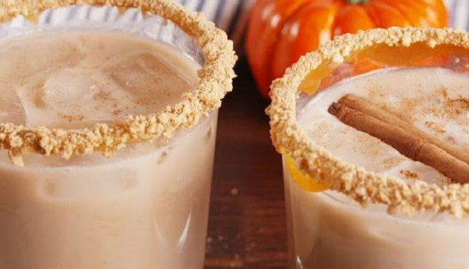 Pumpkin Spice White Russian: Because Fall Time, Y'all