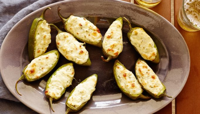 "Roasted Jalapeno Poppers Are a Texas Appetizer to a ""T"""