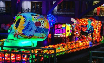 San Antonio to Host Day of the Dead with Riverwalk Parade