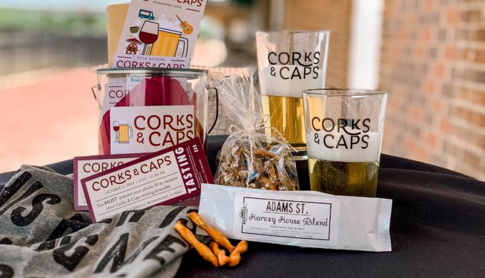Raise a Glass and Kick Up Your Heels at Brownwood Corks & Caps Event