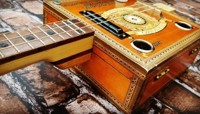 Cigar Box Guitar Festival Will Soon Take the Spotlight in Hye