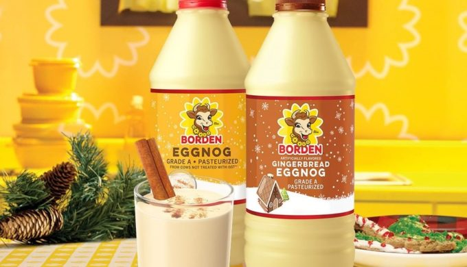 Borden Dairy Releasing New Gingerbread Eggnog This Holiday Season