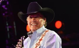 George Strait Makes History With 'The Weight of the Badge'