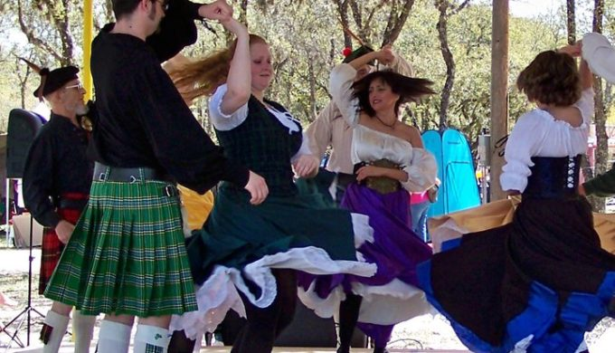 San Antonio Highland Games and Music Festival