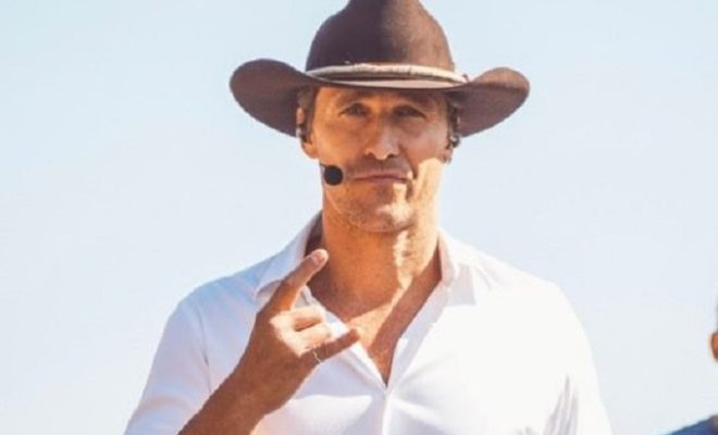 Matthew McConaughey Reveals Near Death Experience With a Snake
