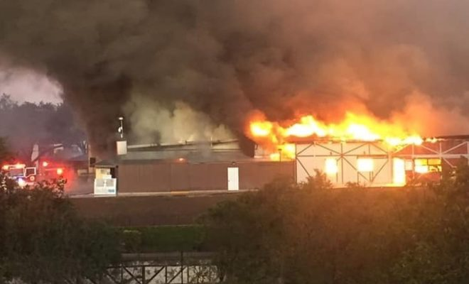 Two Fires Break Out at Wurstfest Grounds in New Braunfels