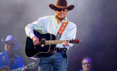 New George Strait Video Release at Gruene Hall Gets Thousands of Hits