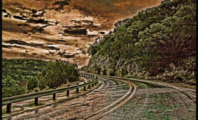 Scenic Drive in Leakey