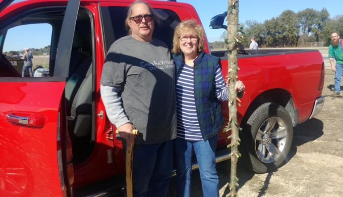 Copperas Cove Veteran Carves and Gives Free Canes to Disabled Counterparts