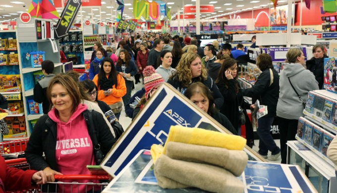 3 Ways Your Mother Lied to You About Black Friday Shopping in Texas