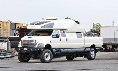 Ford F750 Truck