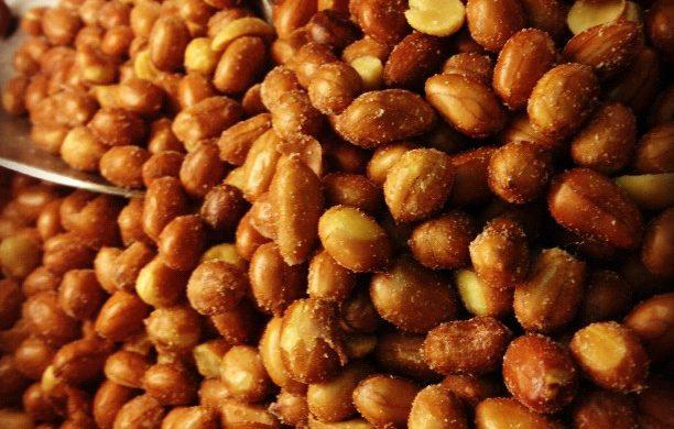 Spanish Peanuts!