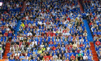 Basketball Fans.