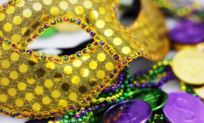Party with Way Out Wineries on the Mardi Gras Road Trip