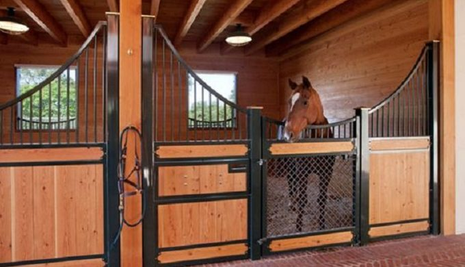 Horse Stables That Set the Standard: Designer and Dreamy