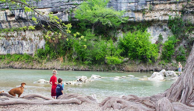 New Braunfels Camping >> 9 Great Camping Spots To Scope Out In The Texas Hill Country