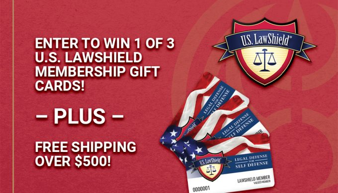 Treat Yo' Elf to 12 Days of Christmas Giveaways from Guns.com