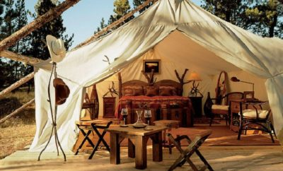 Foolproof Texas Glamping Trips to Enjoy the 'Stars at Night' By