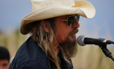 'Ain't No Honky Tonks in Jail': George Goss Features Terlingua Texas Like No Other