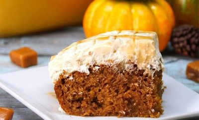pumpkin caramel cream cheese