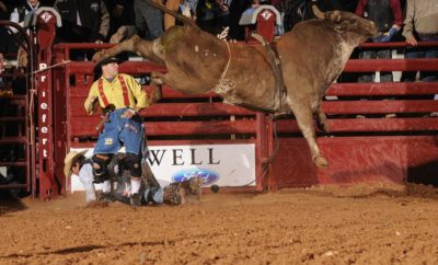 ABC Pro Rodeo in Lubbock Gets Senate Resolution Reading for Longevity & Community Support