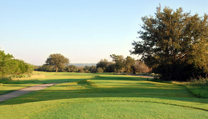 Golf in The Hill Country