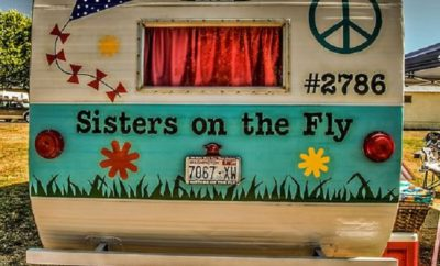 Sisters on the Fly Touring Through a Texas Town Near You?